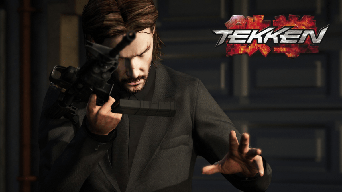 John Wick At Tekken 8? Bandai Namco Teases John Wick In Leaked Screenshots